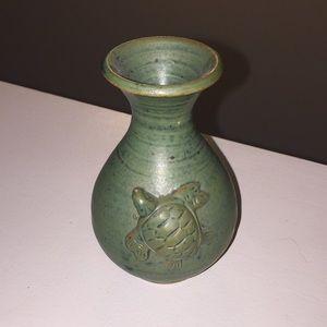 Sea Turtle Vase - Small
